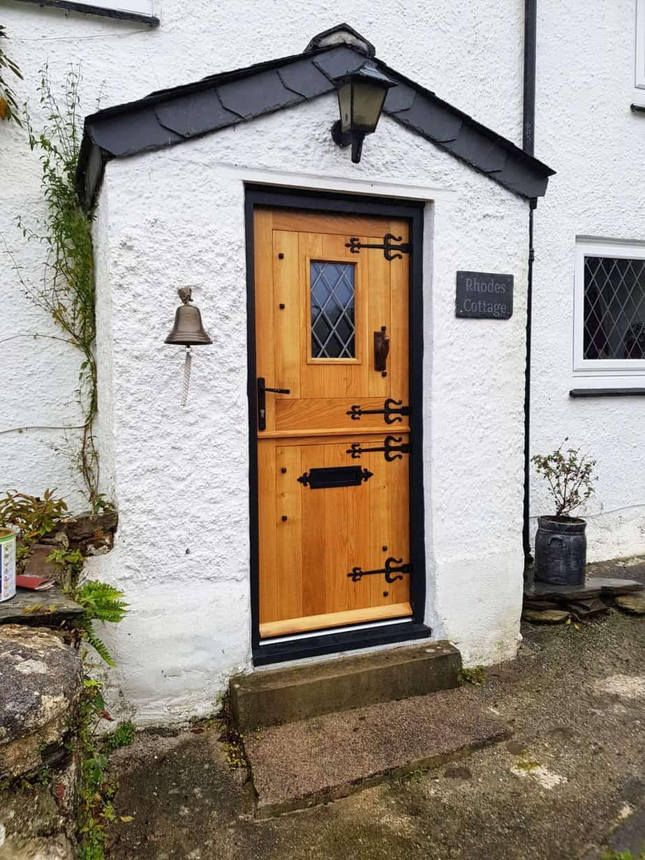 Timber Doors - Bespoke Timber Doors Crafted by Camel Glass & Joinery