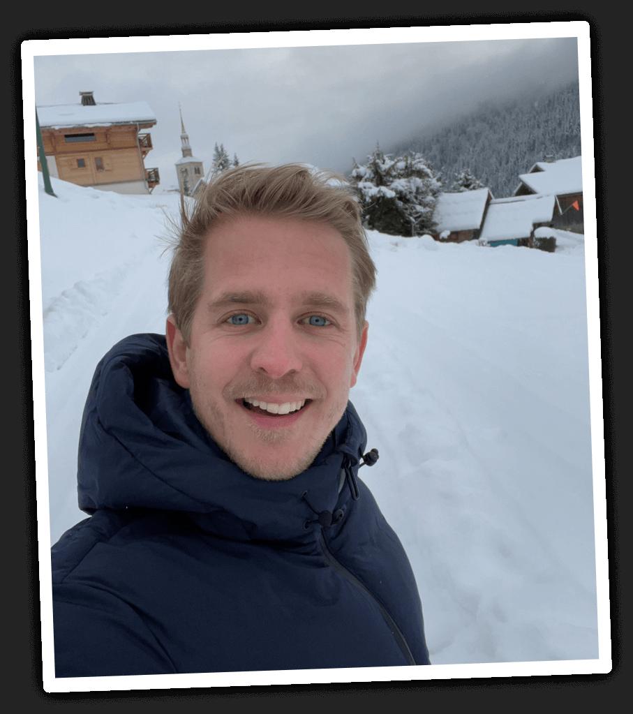 Ludovic Bourgoin snow