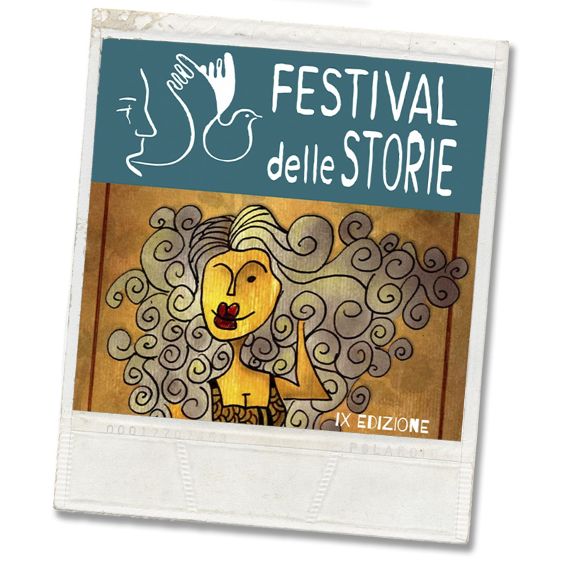 A Festival of Storytellers. illustrations