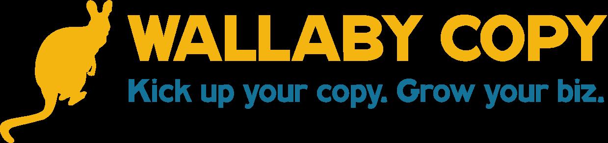 wallaby-copy-logo-kick-up-your-copy-grow-your-biz