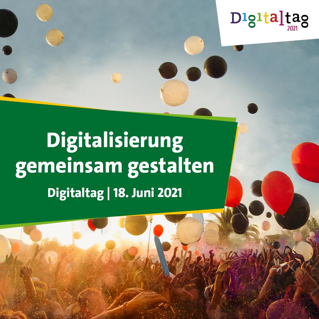 Projektbild zum Digitaltag 2020