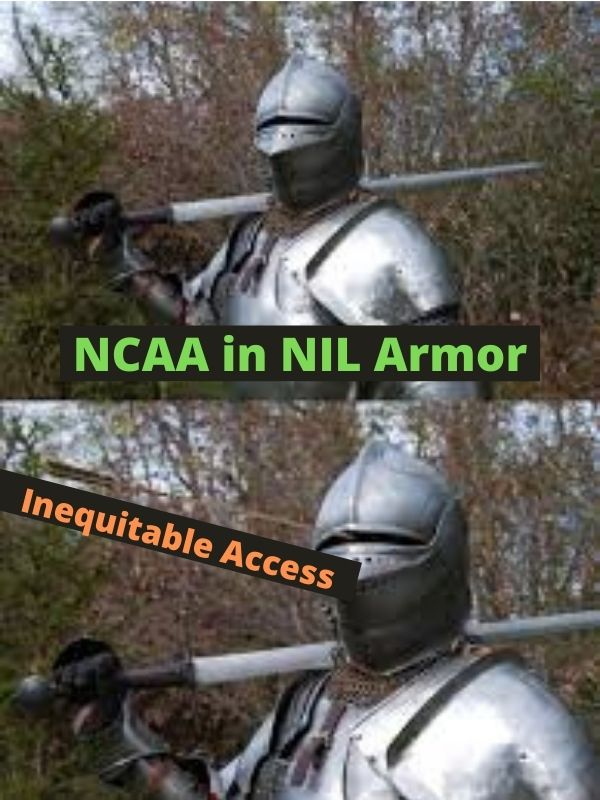The NIL Armor doesn't defend against inequitable access