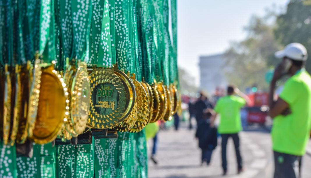 Analyse parcours Marathon de Paris 2021