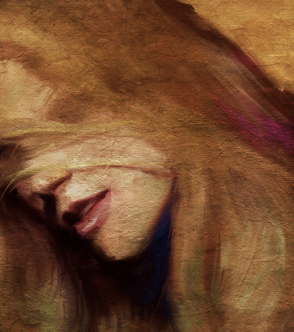 Digital Oil from photo reference. This work was done using ArtRage and a Wacom stylus
