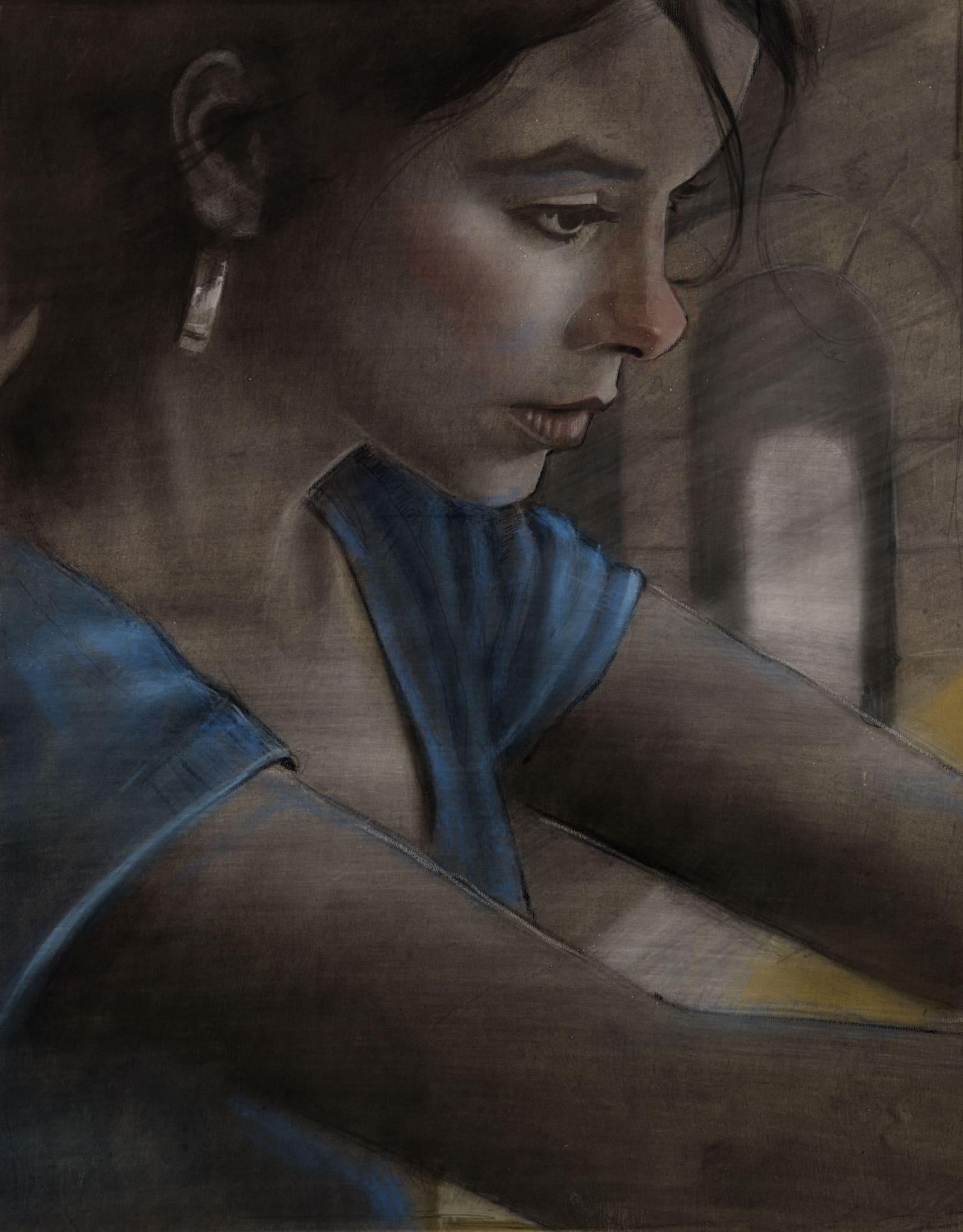 A Creole Woman #3 - Introspection