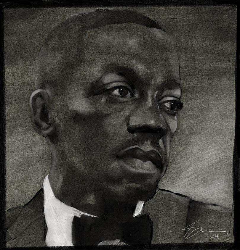 A Portrait Of Art Blakey