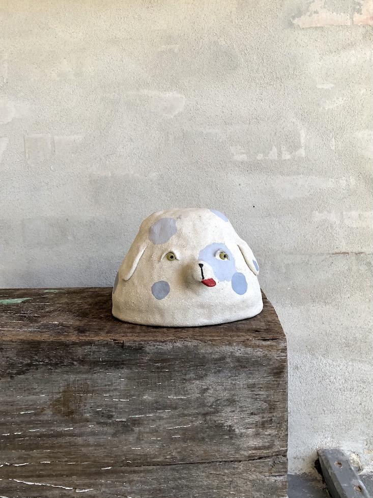 Keramik spare-hund #1
