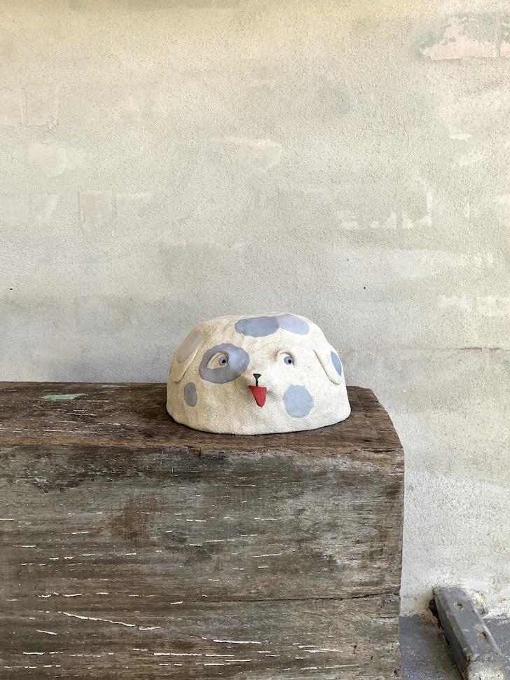 Keramik spare-hund #2
