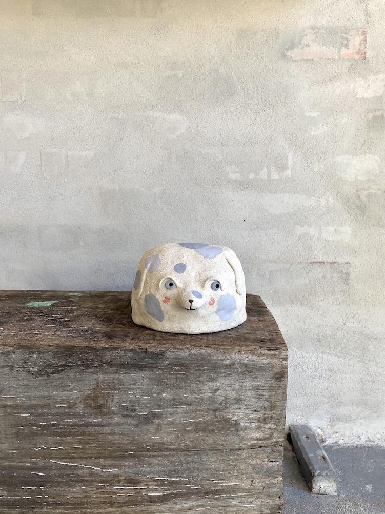 Keramik spare-hund #3