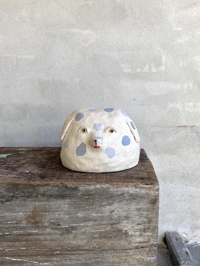 Keramik spare-hund #4