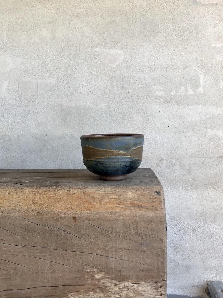 Japansk teskål i tre farver. #6