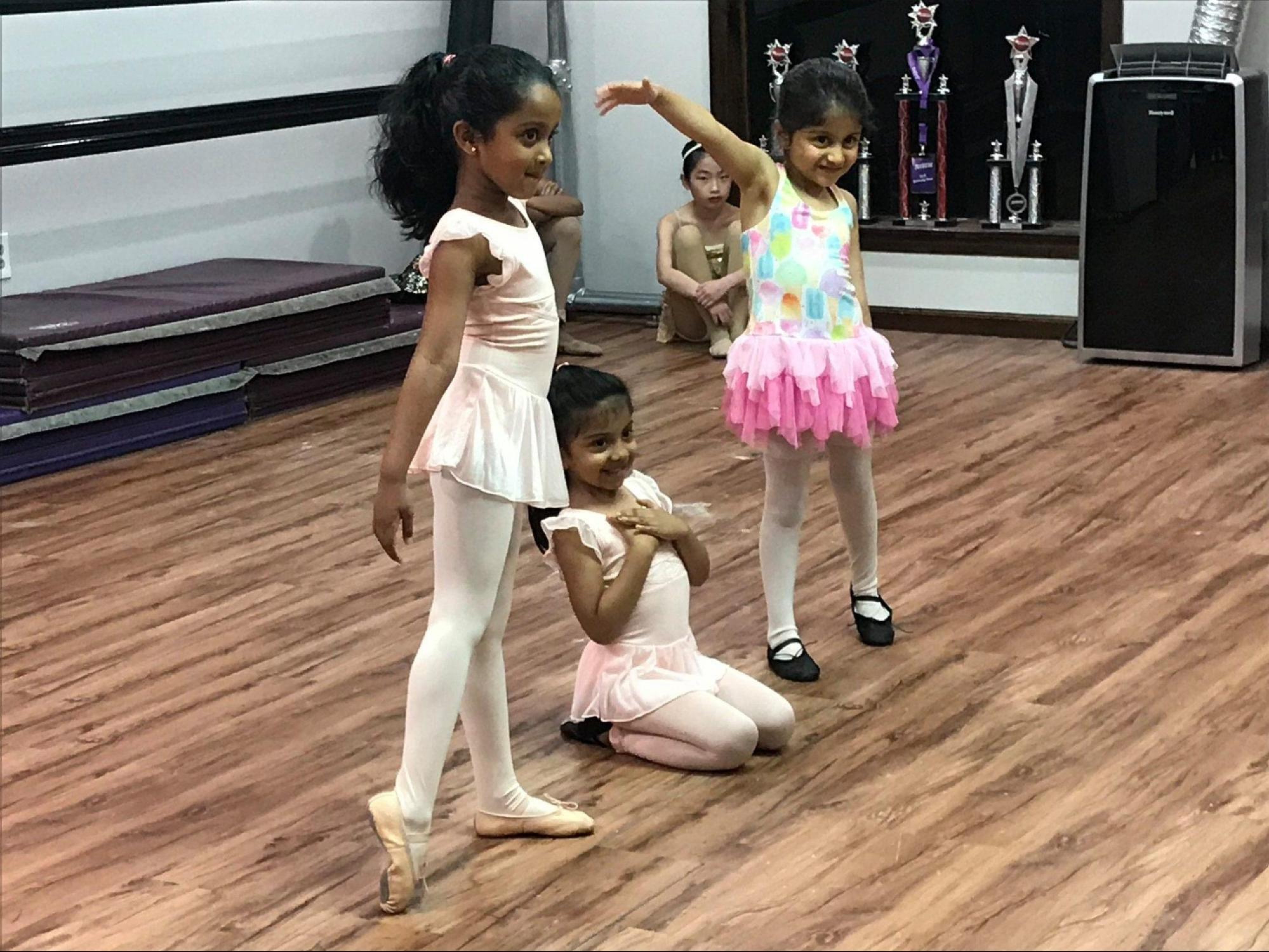 ballet classes in edison new jersey