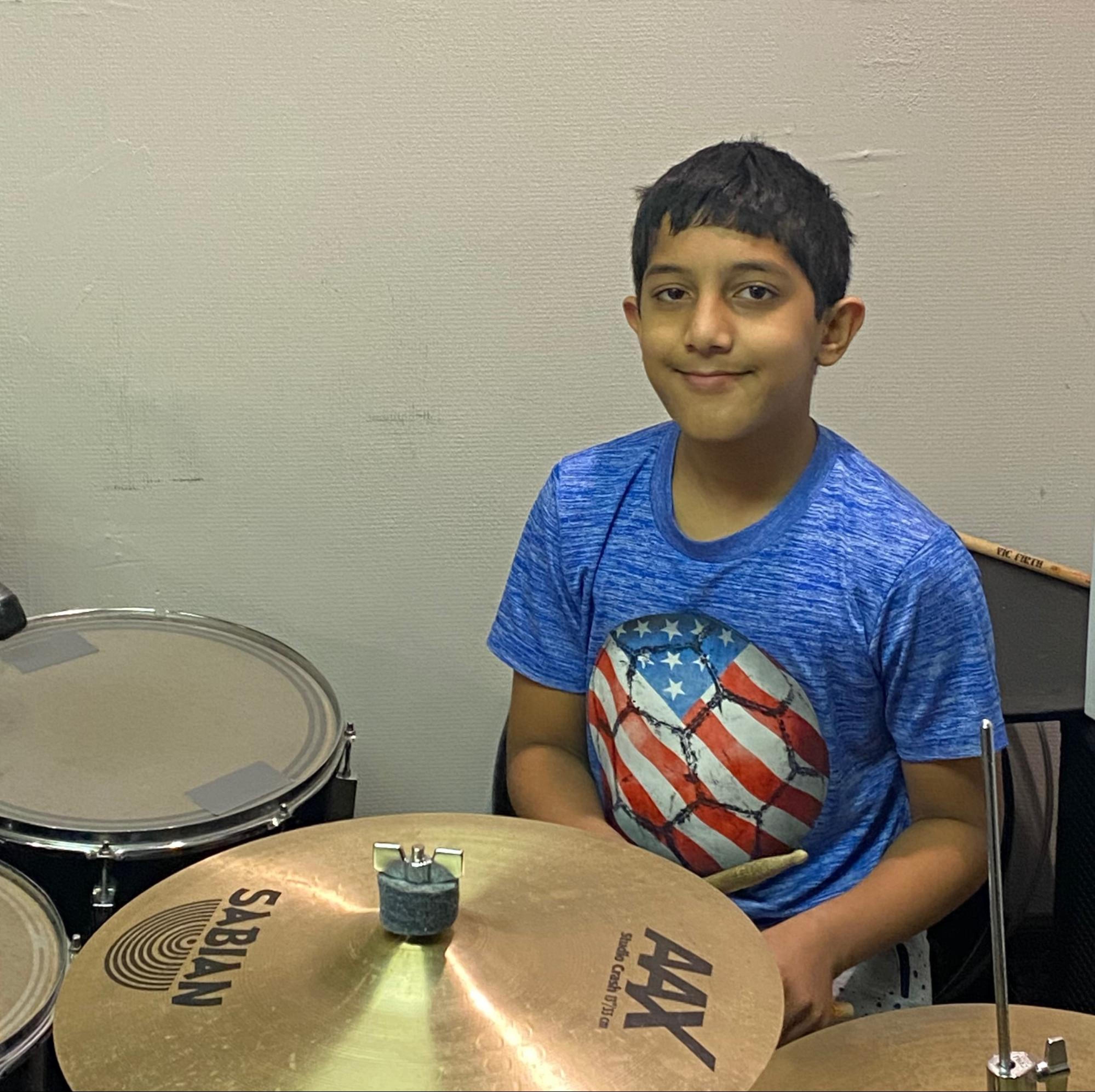drum lessons near me in edison nj