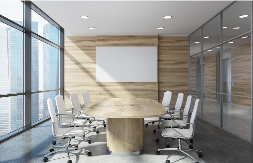 Smart board room