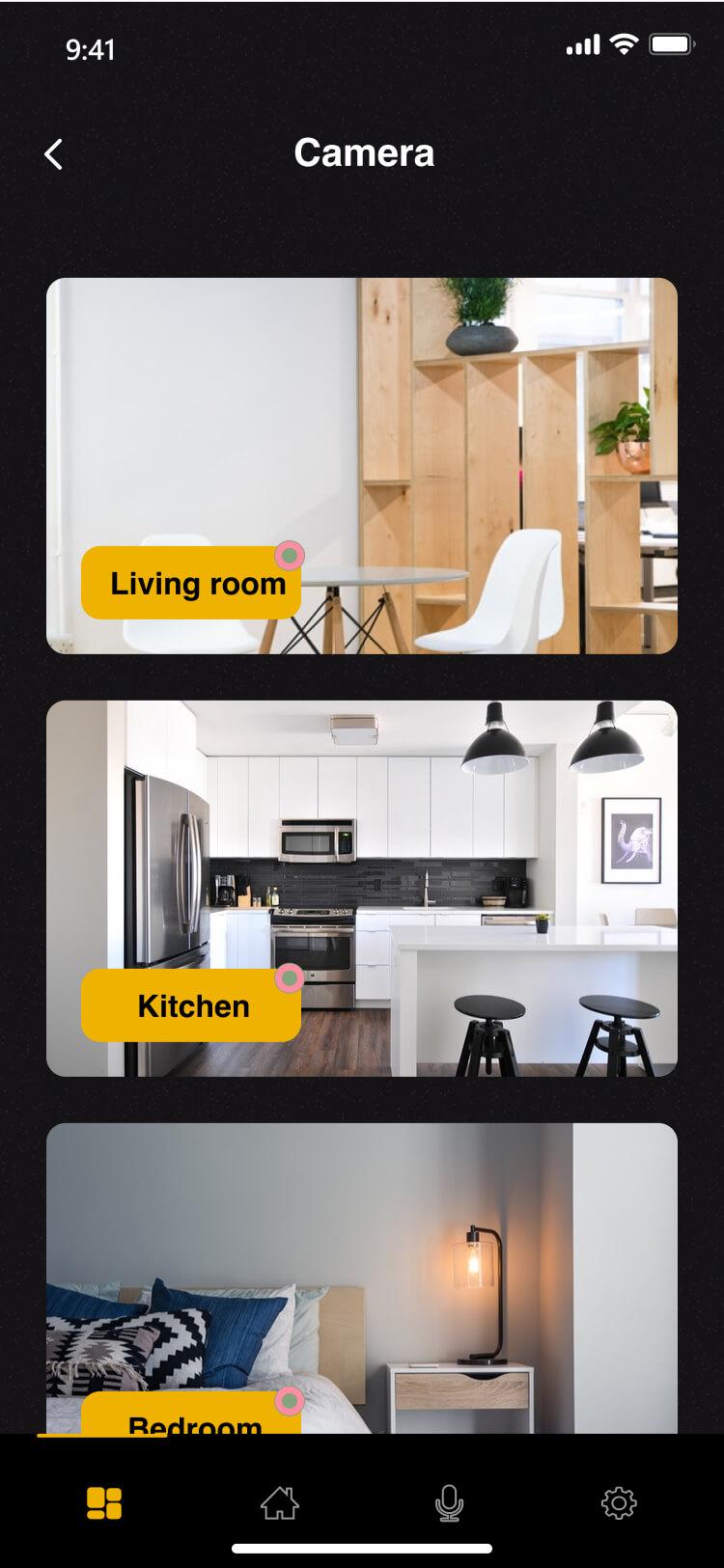 Smart home app 3