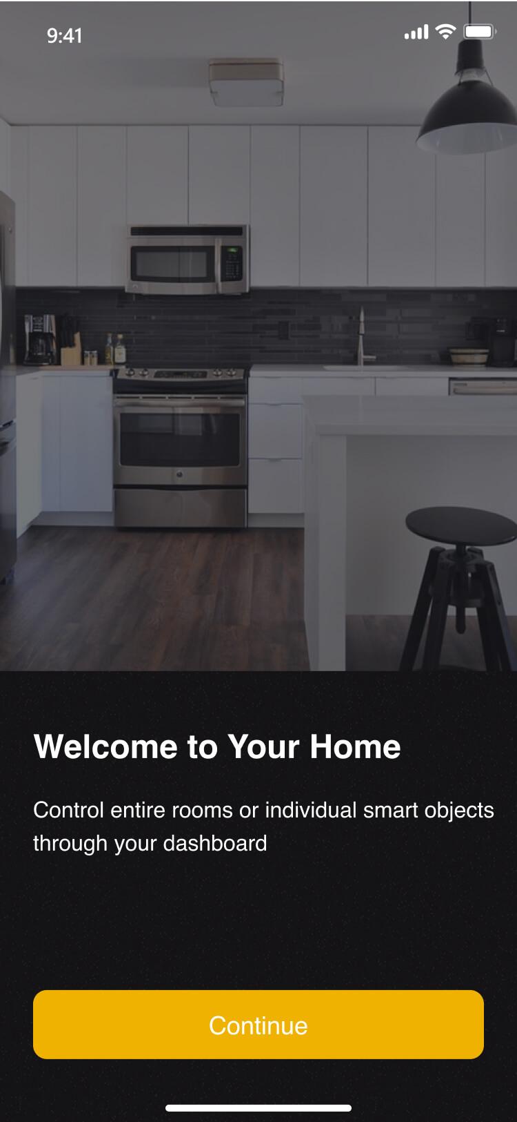 Smart home app 1