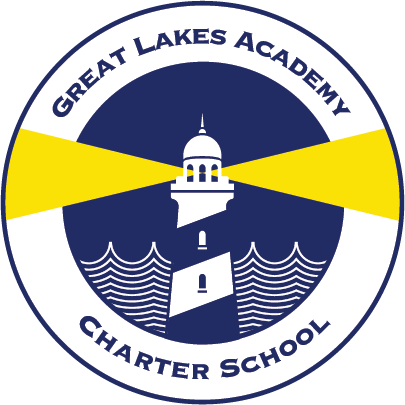 Great Lakes Academy logo