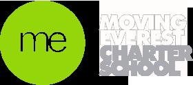 Moving Everest Charter School logo