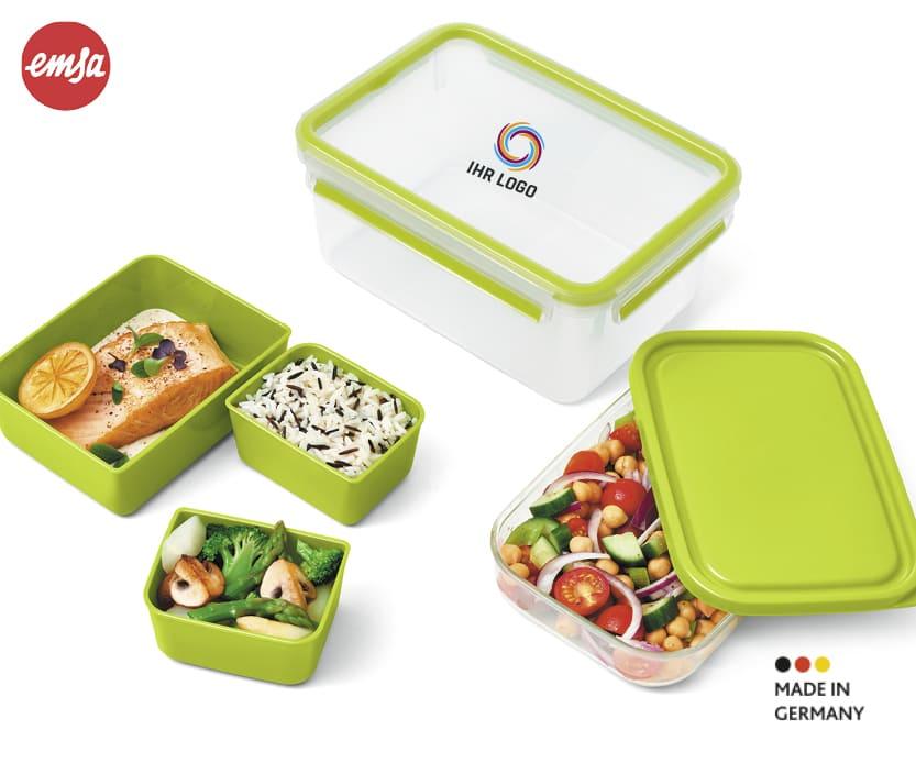 emsa CLIP & GO Lunchbox individuell bedruckt