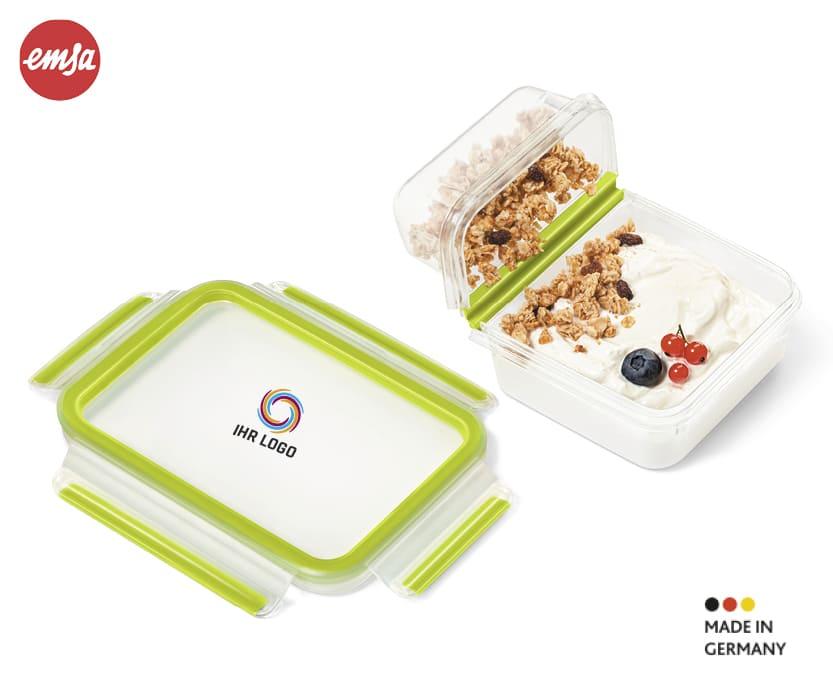 emsa CLIP & GO Joghurtbox individuell bedruckt