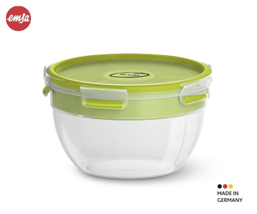 emsa CLIP & GO Salatbox individuell bedruckt