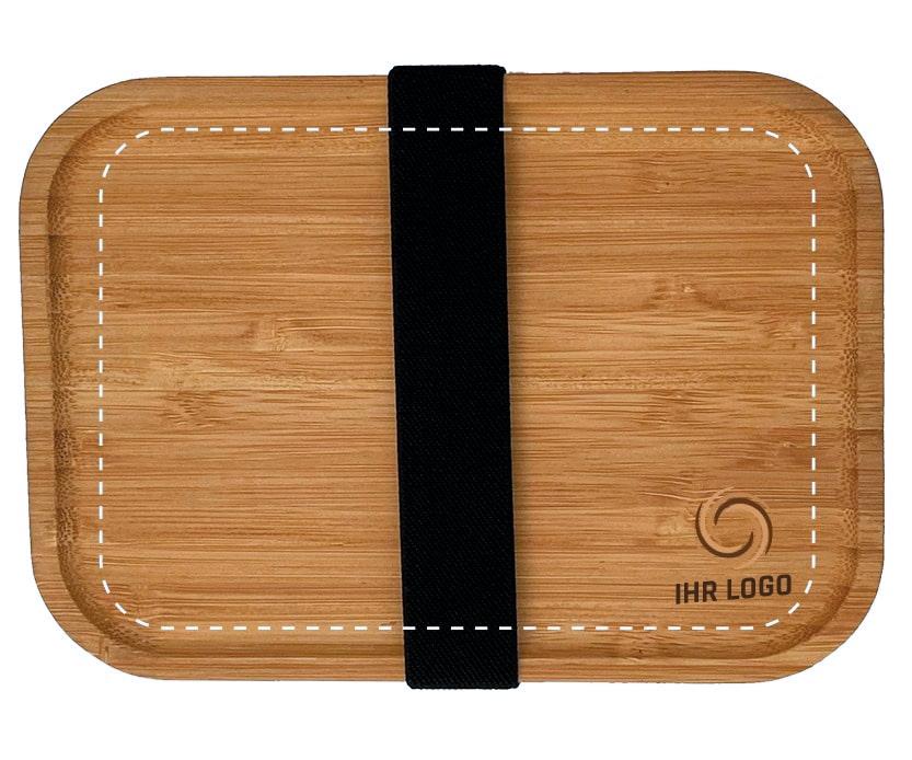 Hochwertige Lunchbox personalisiert für Firma und Kunden