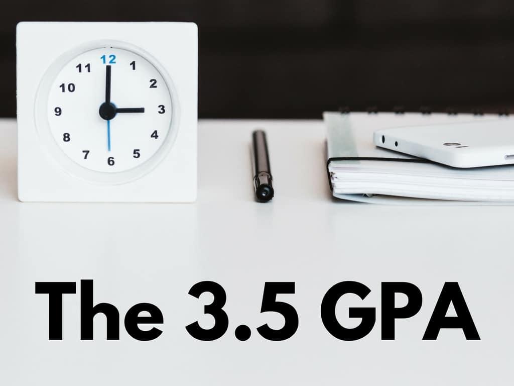 The 3 5 Gpa College Shortcuts