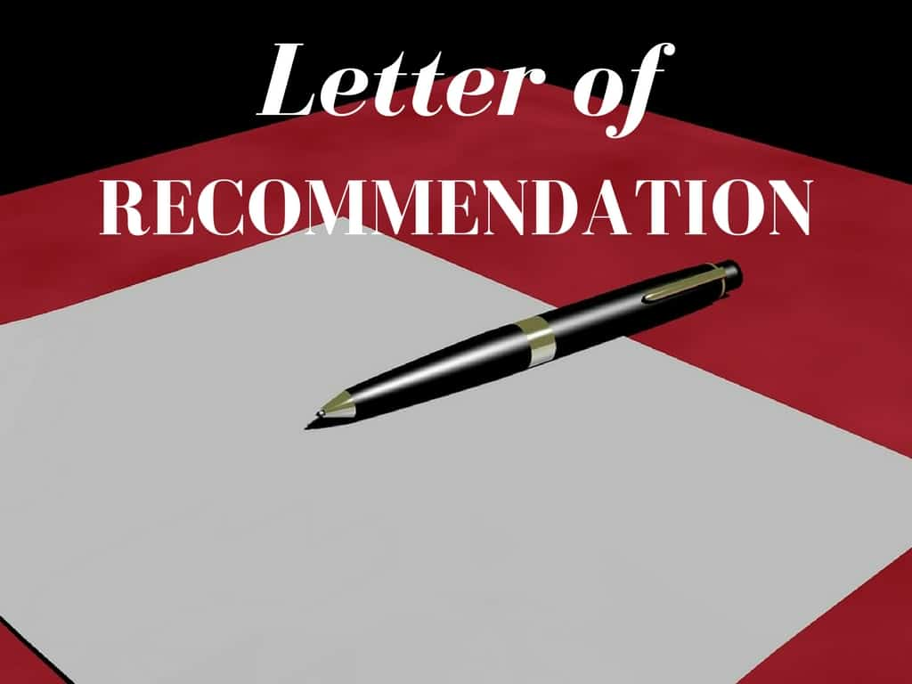 secret strategies to improve letter of recommendation today what a letter of recommendation is and why it s important