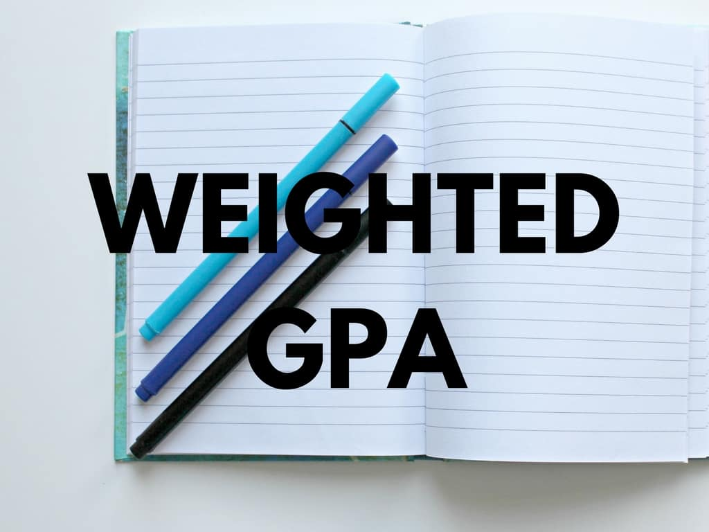 Weighted Gpa Conversion Chart