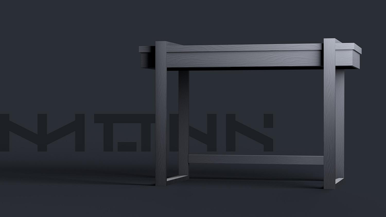 Interni Eterni MONK table