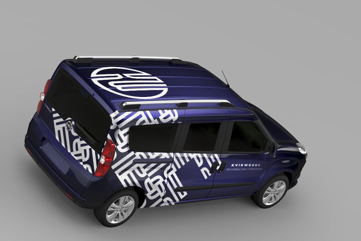 Kvikworks car