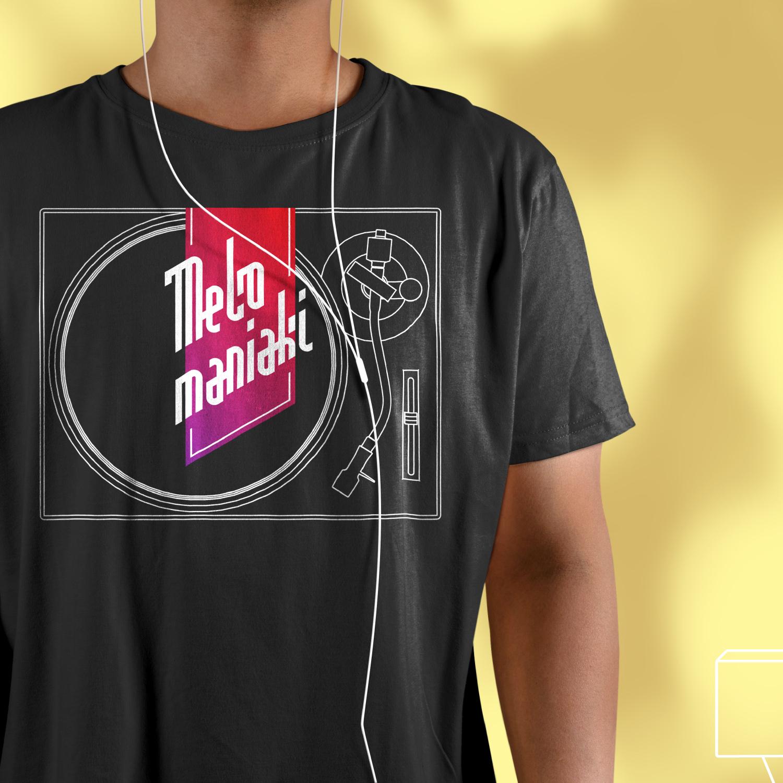 Melomaniaki t-shirt