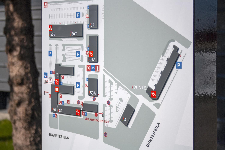 SkanstesCity - site plan