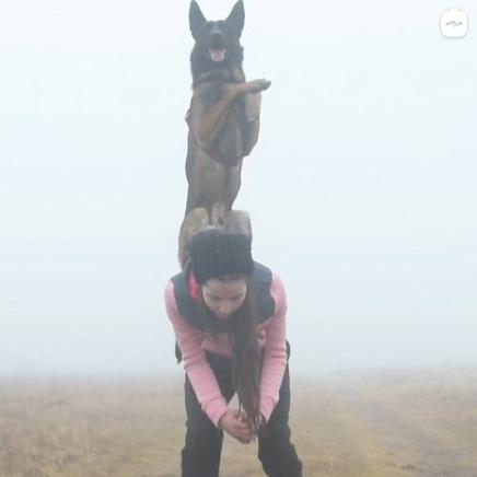 Emina & Simba