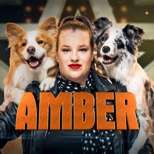 Amber, Ruby and Nymeria's performances on Holland's Got Talent are available on her YouTube Channel.