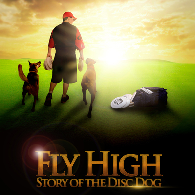 Fly High: Story of the Disc Dog explores the history of the rapidly growing sport of Canine Flying Disc in the canine competition world. The film chronicles the history of this young sport and follows the progress of dogs and handlers as they strive to become world-class athletes.