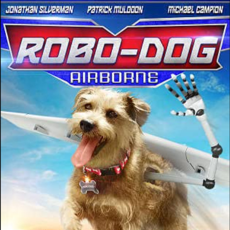 Trailer for the Robo-Dog Movie