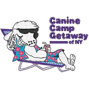 Canine Camp Getaway