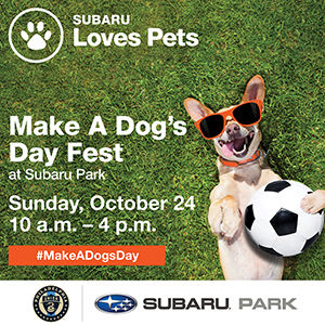 Subaru Make A Dog's Day Fest