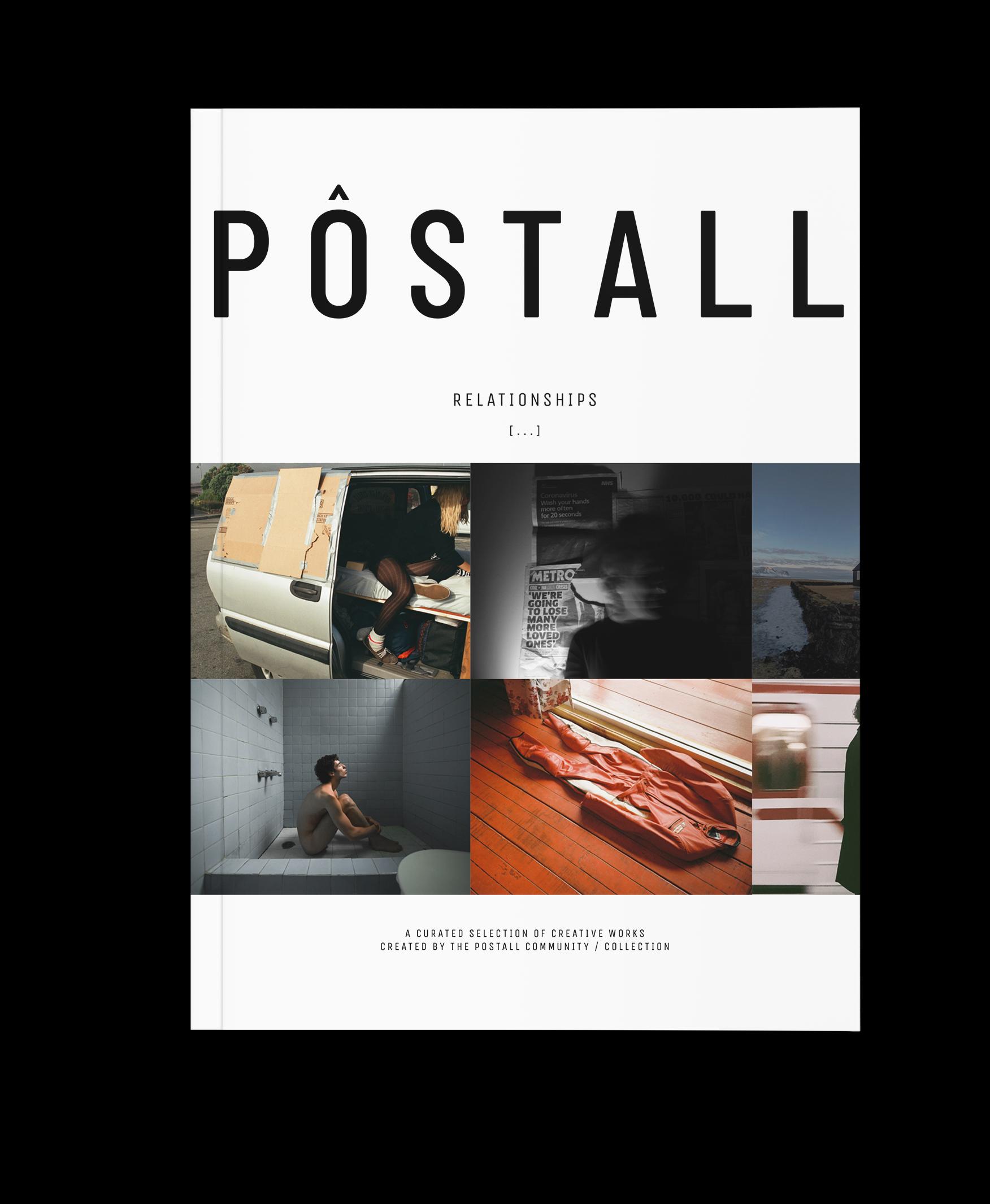 Postall magazine cover