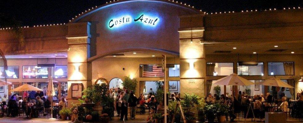 A picture of Costa Azul in its previous location.