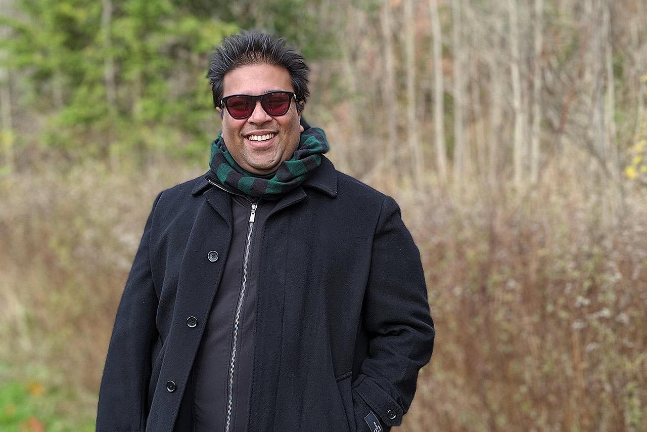 Vickram Agarwal, Founder of Daddy's Digest