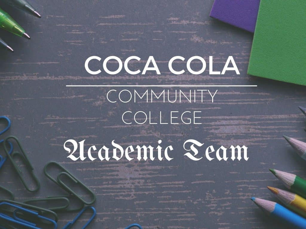 coca-cola-community-college-academic-team