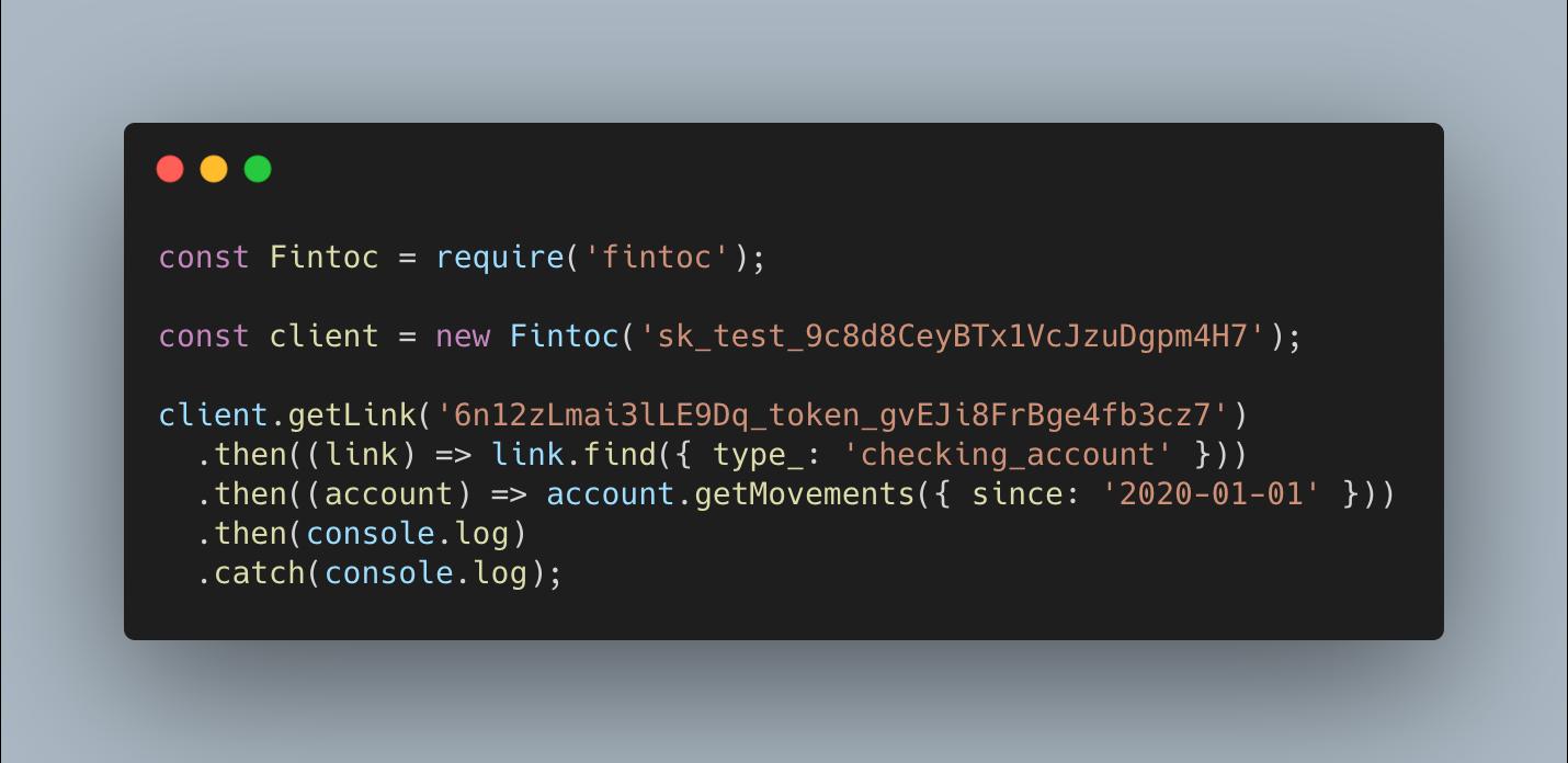 Librer铆a en Node para nuestra API
