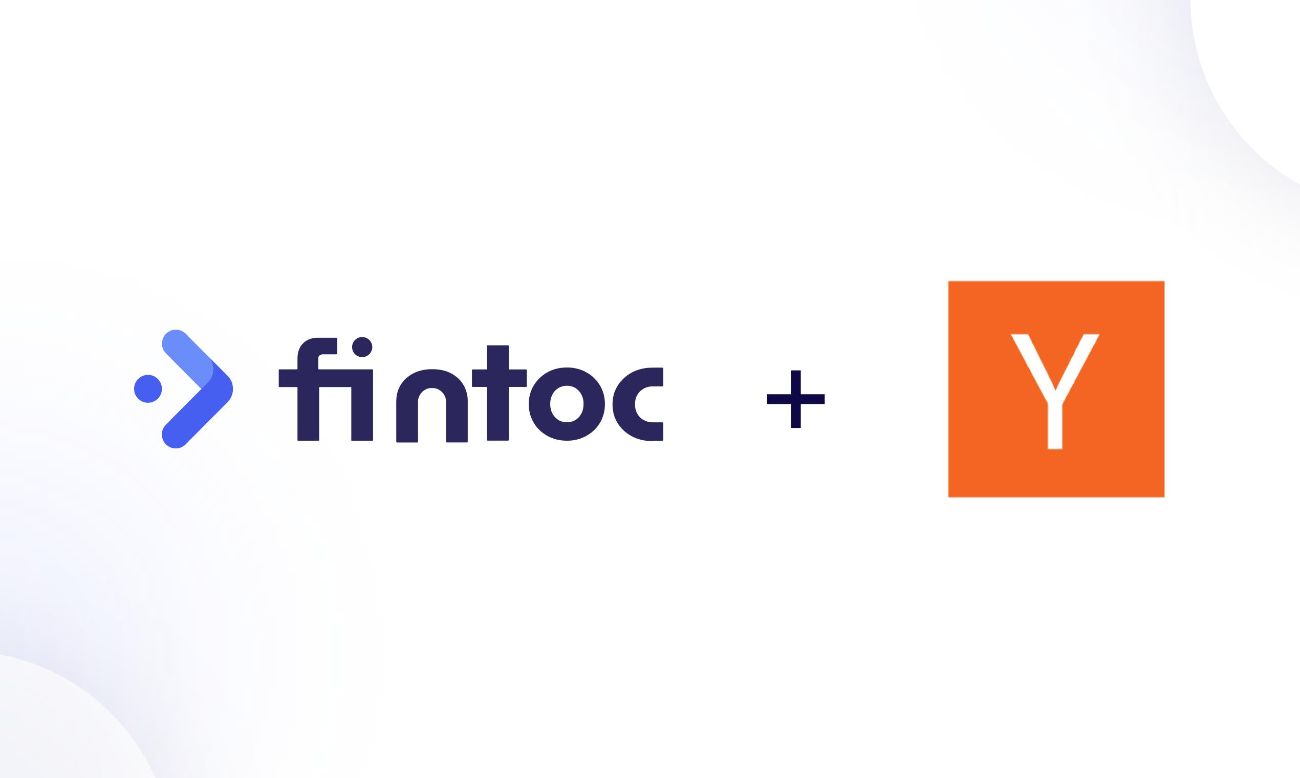 Fintoc es una empresa Y Combinator 馃帀