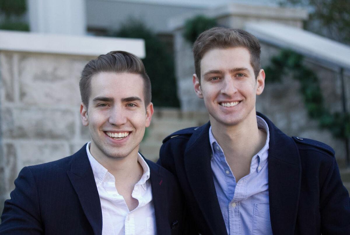Ben and Julian Kurland, Co-Founders of BillFixers