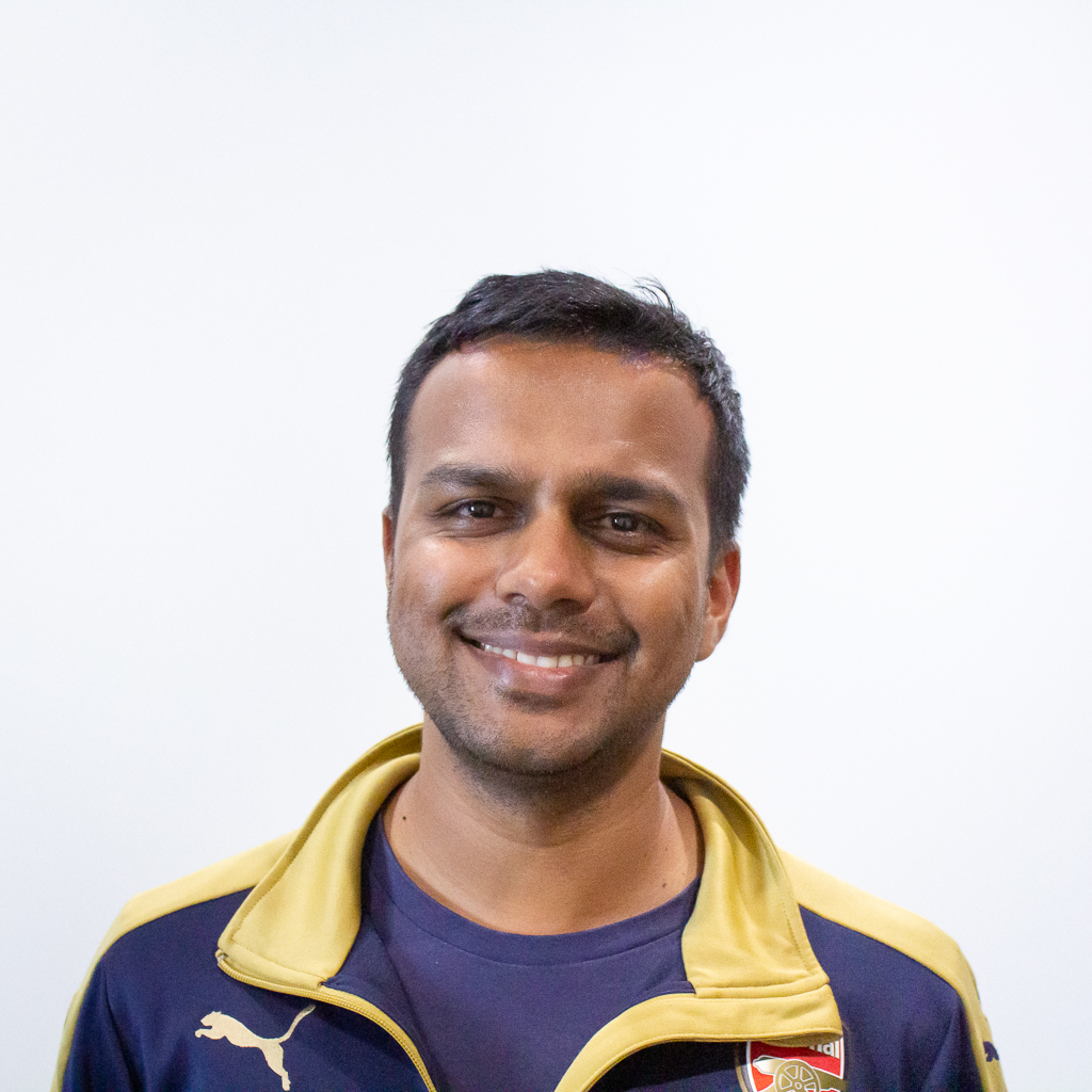 """Rushil """"Rush"""" Shah is the Fremantle Team Mentor & Staff Training Officer for Ascend Health Group"""