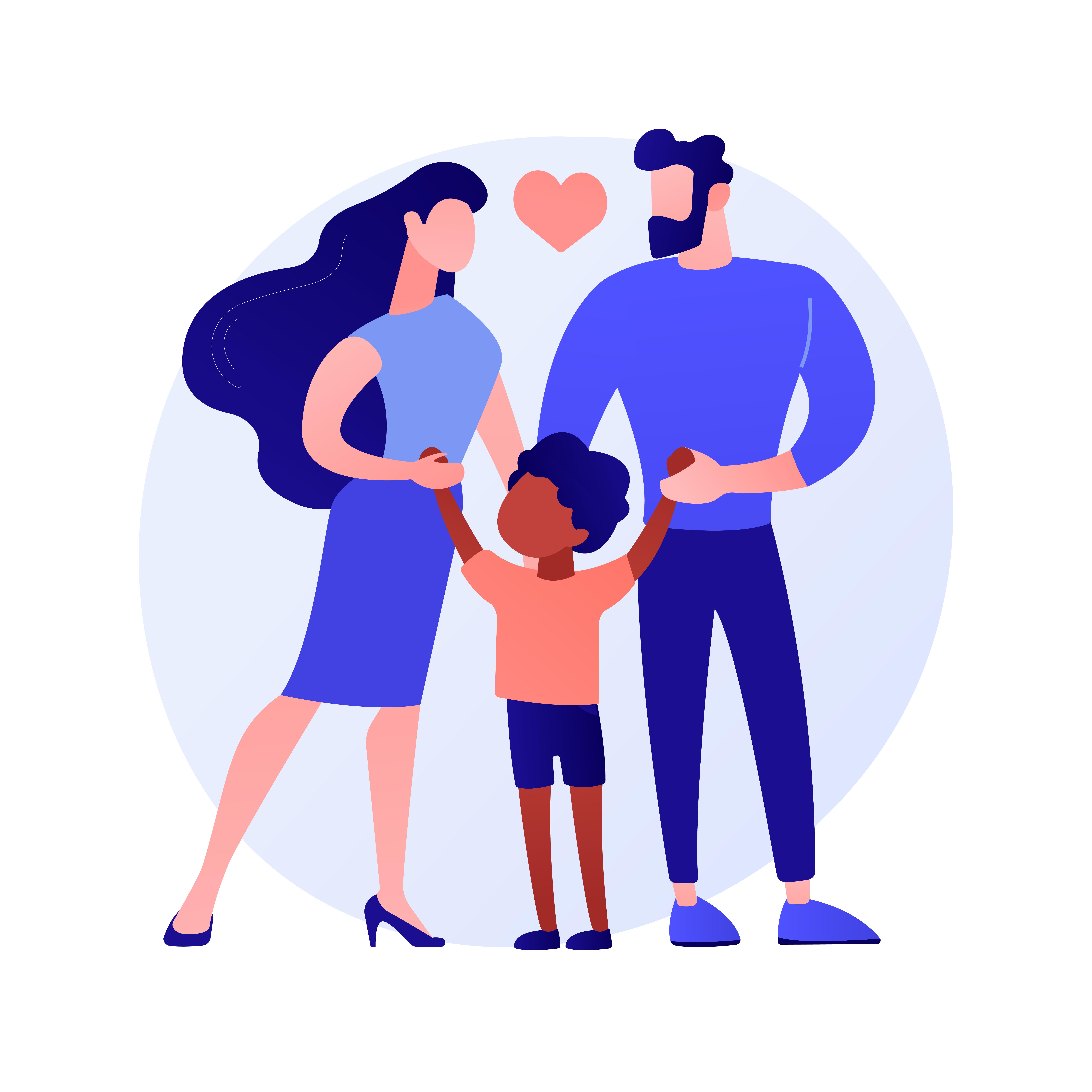 Droit de la famille, divorce, garde d'enfant