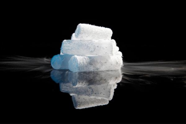 ghiaccio secco per spedire farmaci