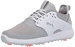 Puma Golf Men's Ignite Pwradapt Caged Golf Shoes